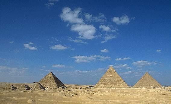 Египетские пирамиды,  Тайны Пирамид