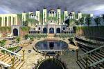 Чудеса света: Висячие сады Вавилона
