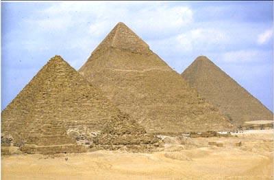 Египетские пирамиды, Пирамида Хеопса, Тайны Египетских Пирамид