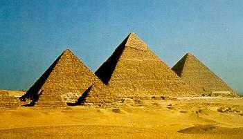 Пирамиды Гизы, Египетские пирамиды, Пирамида Хеопса