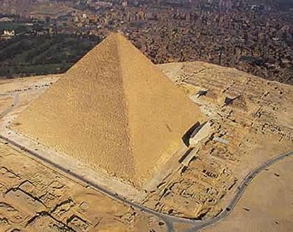 Пирамиды древнего египта египетские